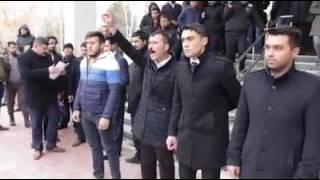 Cumhuriyet Üniversitesi Ülkücüleri Yemin