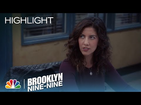 Amy Asks Rosa To Go With Her To The Permit Office  Season 5 Ep. 11  BROOKLYN NINENINE