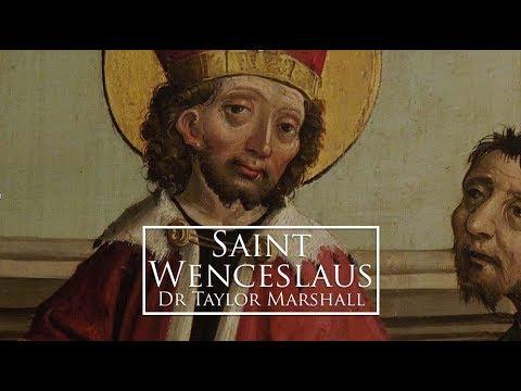 St Wenceslaus (Dr Marshall Saint For Sept 28)