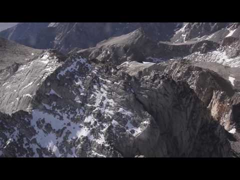 Mt Whitney Aerial Video