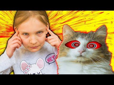 Amelia and Avelina magic cat adventure. Ultimate fun swap challenge!