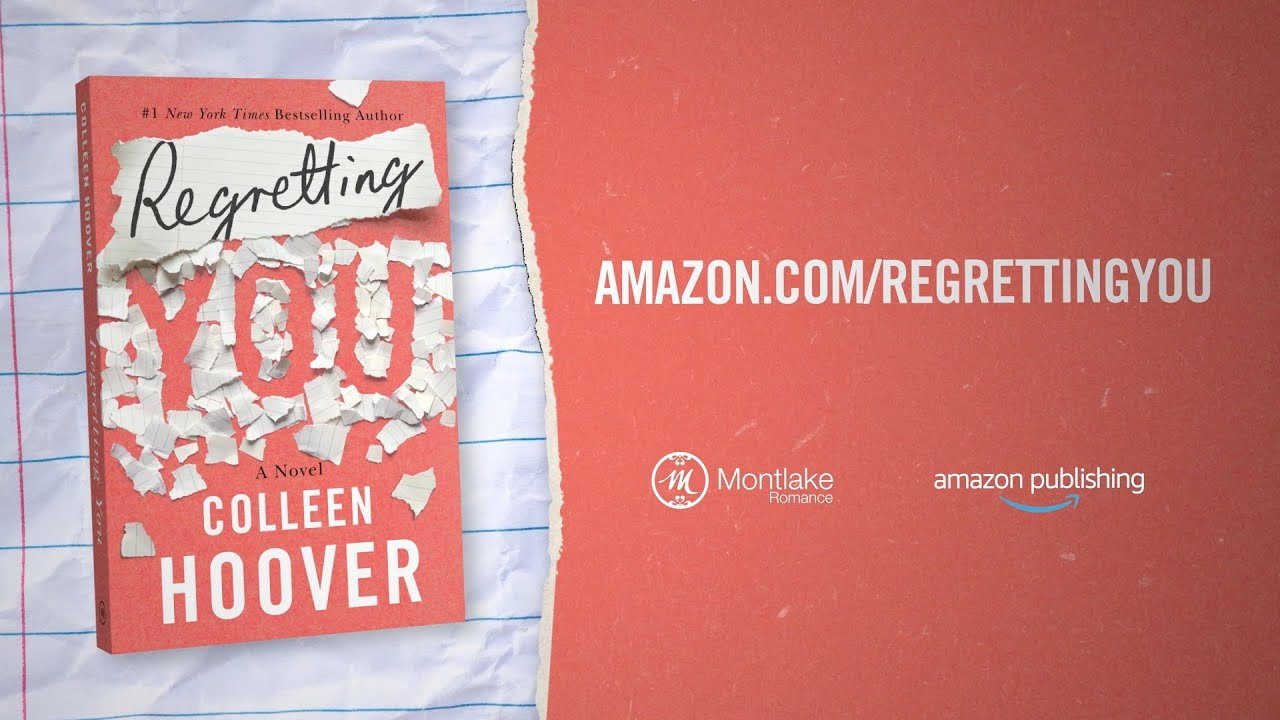 Mini Reseña Regretting You Colleen Hoover Hadas De La Lectura