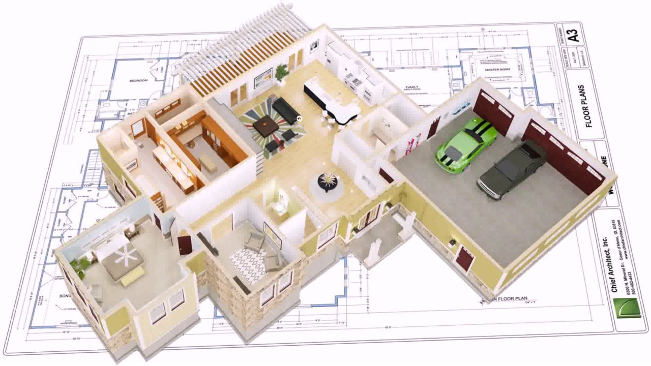 House Design Software Material List - YouTube
