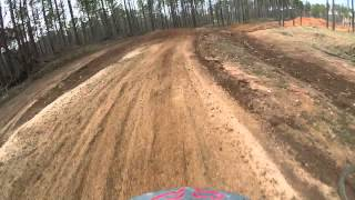 Durhamtown Plantation Bomber Track Feb 2015
