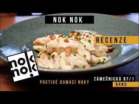 NOK NOK   Poctivé domácí noky   RECENZE   Brno