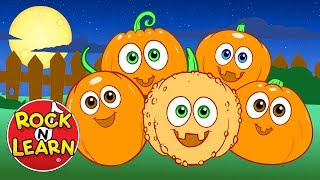 Five Little Pumpkins - Halloween Song for Kids