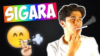 Sİgara İÇİyorum! - Minecraft Sigara İçme Modu  Smoking Mod  - Minecraft Mod 1.9