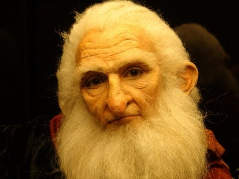"Makeup FX reference ""Balin from the Hobbit Movie"""