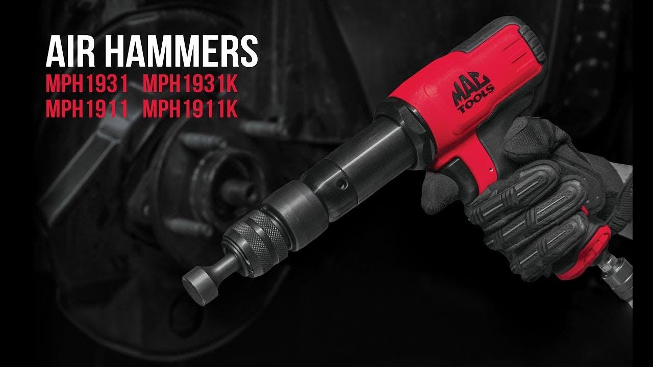 MPH1911 MPH1931 | Air Hammers | Mac Tools®