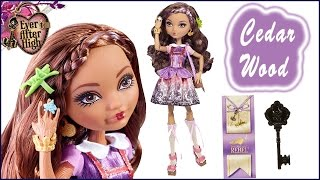 Cedar Wood (ever After High) Special Review / Recensione