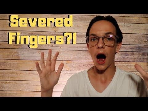 Do Catholics Keep Severed Fingers?!?!