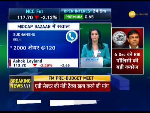 Midcap Bazaar: Bharat forge, L&T fin, Apollo hosp among top gainers of December 05, 2017