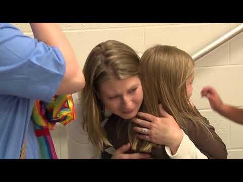 Plaza Towers Elementary School: Kindergarten teacher Erin Baxter (2013-06-12)