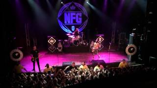 NEW FOUND GLORY - HIT OR MISS (WAITED TOO LONG) @ HOBCHICAGO 10-25-14