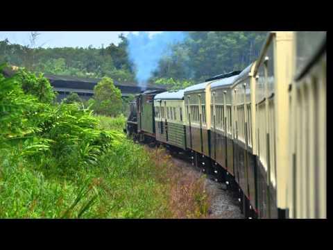 Kota Kinabalu - Nostalgic Journey on North Borneo Railway