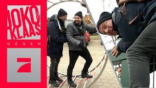 Joko & Klaas' roter Faden | Spiel 3: Ein Strich in der Landschaft | Joko & Klaas gegen ProSieben