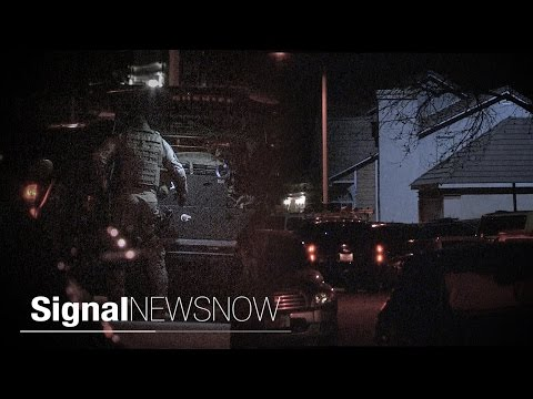 Signal News Now: Barricade Situation Ends in Suicide