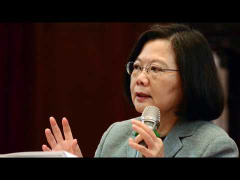Taiwan urges international support against China