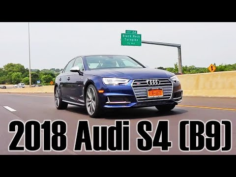 New Audi S4 B9 drive and review 2018