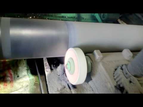 RG600 Automatic Rubber Roll Grinder by HNC Rubber Roll Grinders