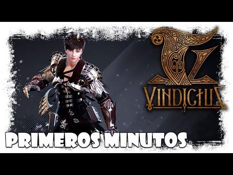 Vindictus Gameplay | Primeros Minutos Español | MMOrpg Free To Play Action