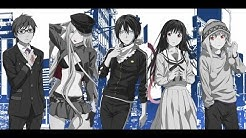 Top 5 Anime Similar to Noragami (HD)