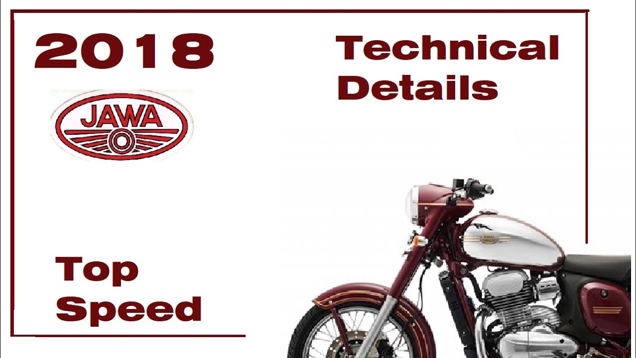 2018 Jawa 300 Motorcycle Full Technical Details Top Speed