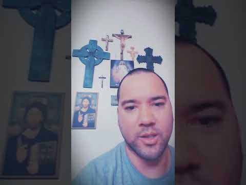 My mini testimony of why I became a Catholic.