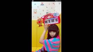 初顔出し配信 MixChannel https://mixch.tv/u/3883654 ぁぃぁぃ 元私立...