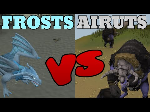 Money Making: Frost Dragons VS Airuts [Runescape 2015]