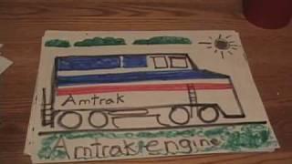 Amtrak Knowledge & Drawings Part 1