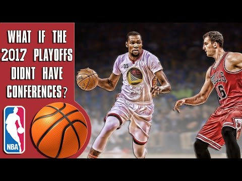 What if the 2017 NBA playoffs didn