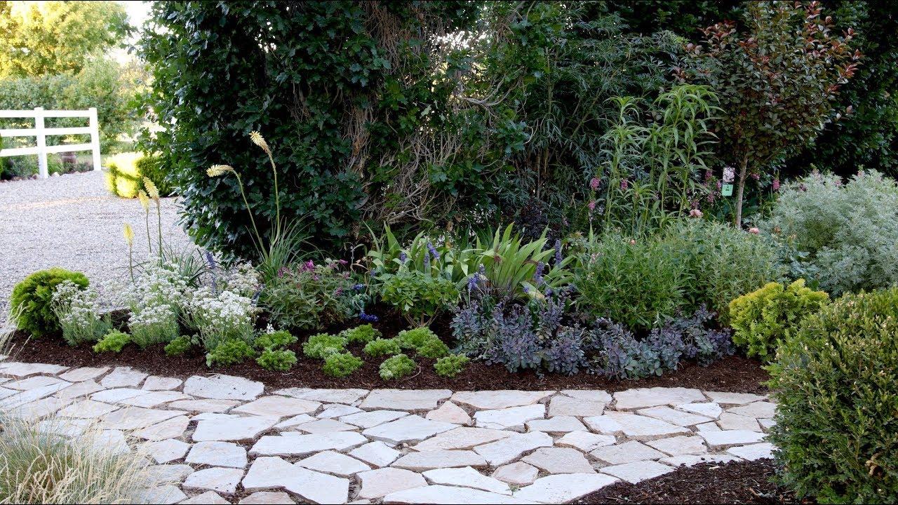 revamping of flowerbeds