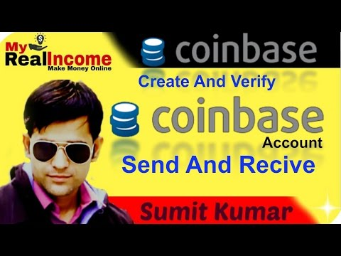 How To Create And Verify Coinbase Account ? in Hindi !!
