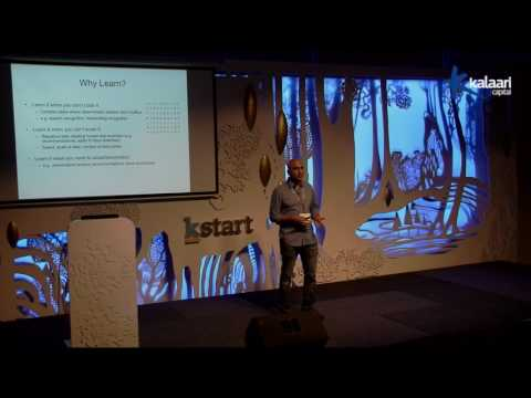Application of Machine Learning in E-Commerce by Rajeev Rastogi, Amazon India