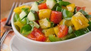 Summer Vegetable Salsa