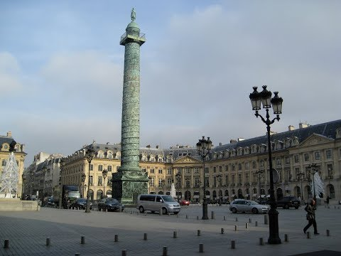 Places to see in ( Paris - France ) Place Vendome