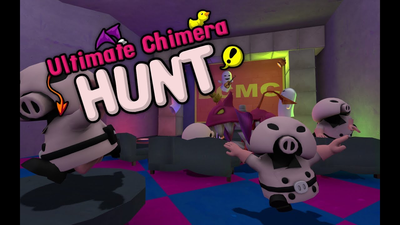 gmod tower ultimate chimera hunt