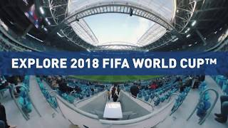 Special World Cup stadiums: Visit every inch of venues with RT 360
