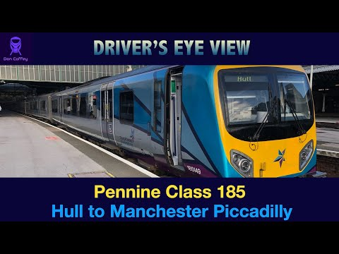 Hull to Piccadilly 2020