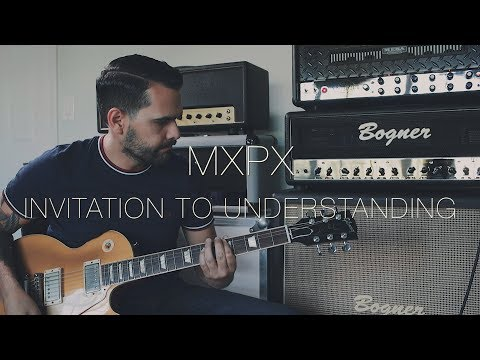 MxPx - Invitation To Understanding (Guitar Cover) mp3
