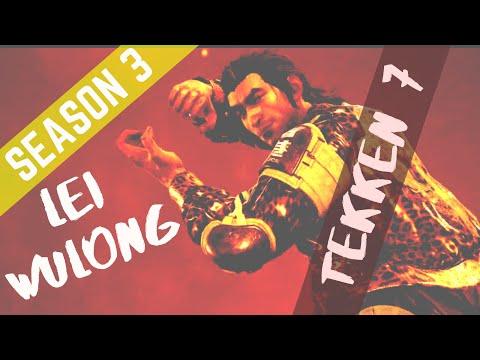 TEKKEN 7 Season 3 Bilal Kaka (Lei) VS Salman (Lars)