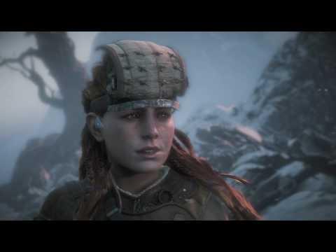 [PS4] Horizon Zero Dawn Main Quest 24 - The Mountain That Fell Part01