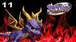 Spyro 2: Ripto's Rage 100% Walkthrough HD - Part 11: Autumn Plains