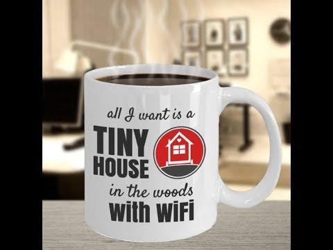 The Off Grid Tiny House 130 Rain