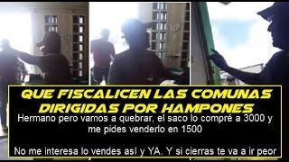 INJUSTO Fiscales  socialistas del Precio Justo hostigando a vendedores privados thumbnail