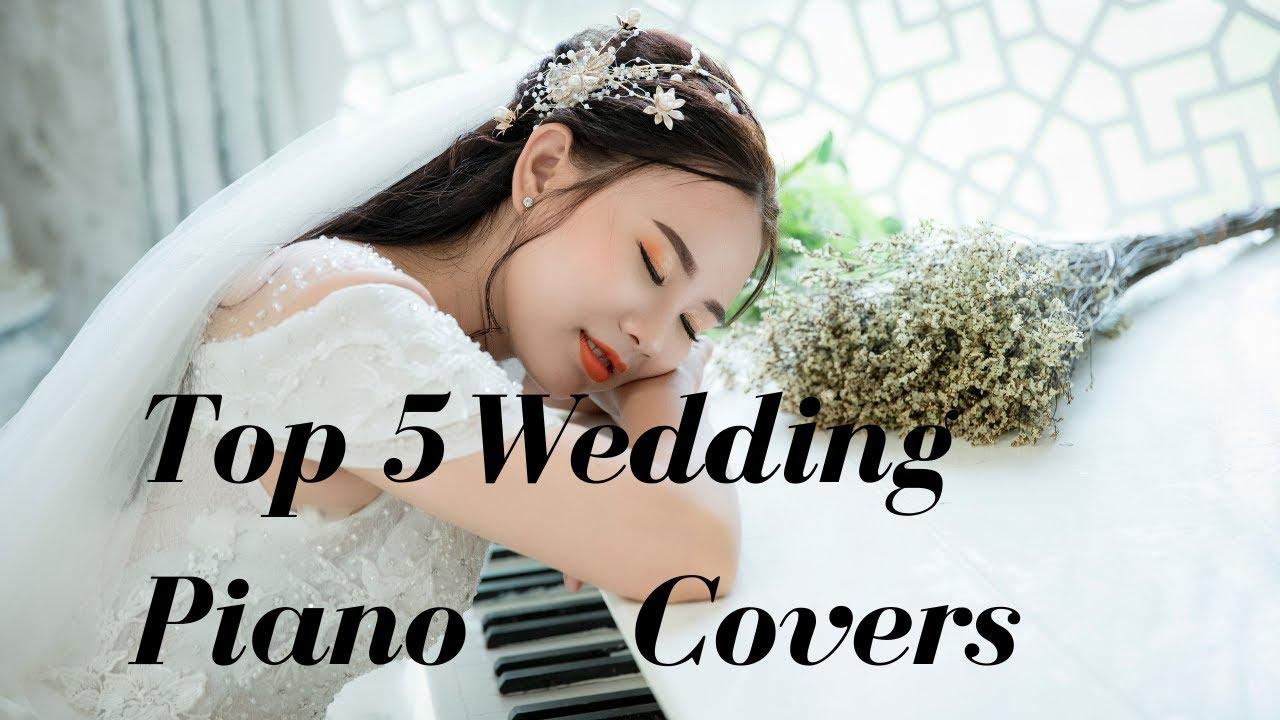 TOP 5 Wedding Piano Covers by Mindaugas Neverovas