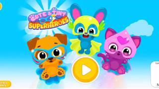 Cute & Tiny Superheroes Duploku