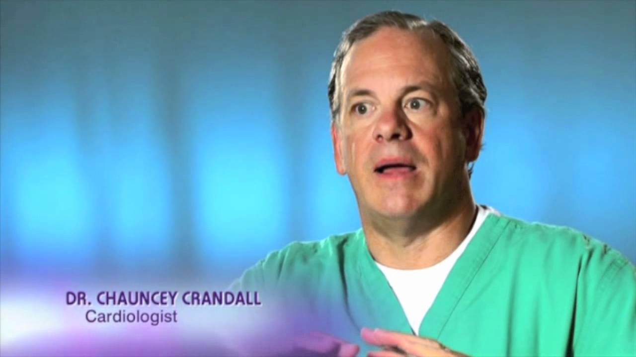 Image result for dr. chauncey crandall