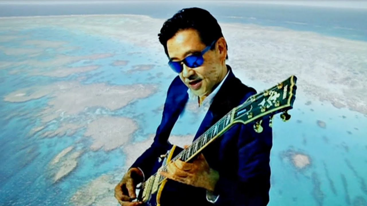 "Download Bu-Blue Lagoon ""Super Studio Live"" Masayoshi Takanaka 高中正義"